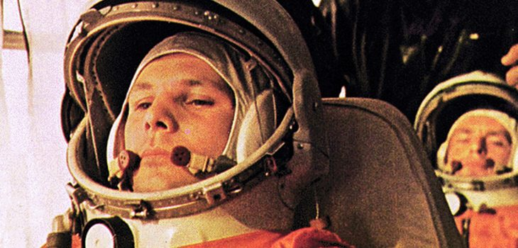 Yuri Gagarin orbited Earth in 1961 (Source: NASA) Credit: ITU Pictures (CC BY 2.0)